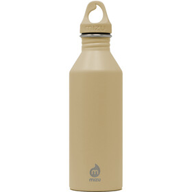 MIZU M8 Bottle 750ml, sand